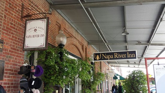 Napa River Inn at the Historic Napa Mill: Napa River Inn