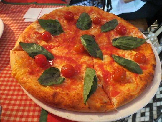 Tiramisú: a pizza