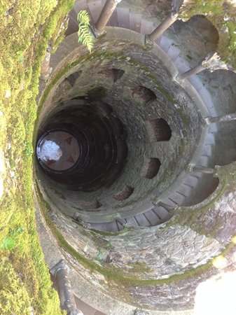 We Hate Tourism Tours: Initiation well at Monk monastery