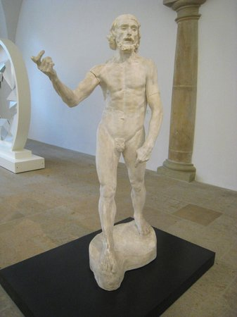 Albertinum: John the Baptist