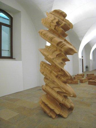 Albertinum: Intricate creation