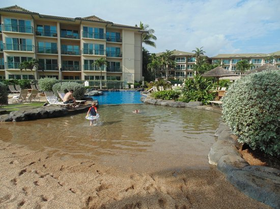 Waipouli Beach Resort : Kiddy Pool