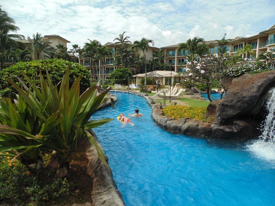Waipouli Beach Resort : Lazy River