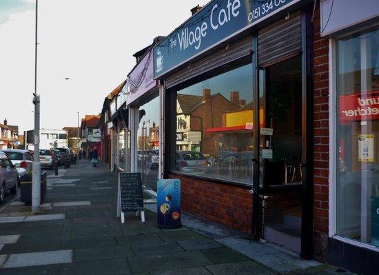 The Village Cafe, Brombrough