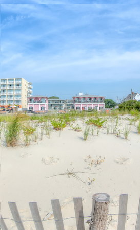 Cape May Periwinkle Inn Beach Front