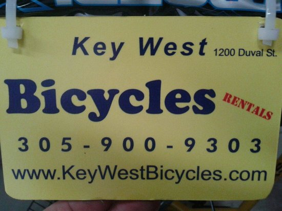 ‪Key West Bicycle Rentals‬
