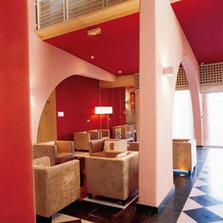 Aquabella Hotel : Marbre