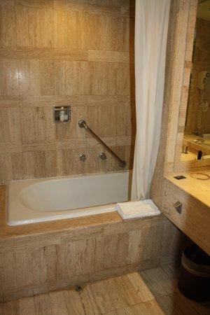 Paradisus Los Cabos: bathroom in king oceanview room