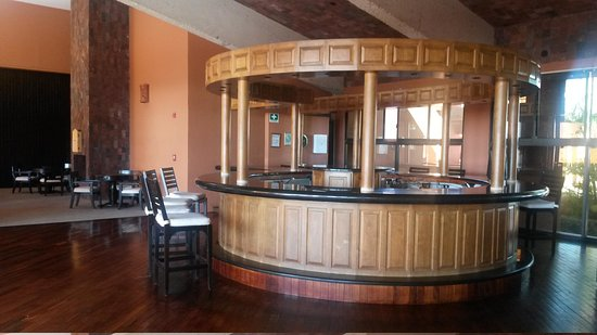 Paradisus Los Cabos: lobby bar