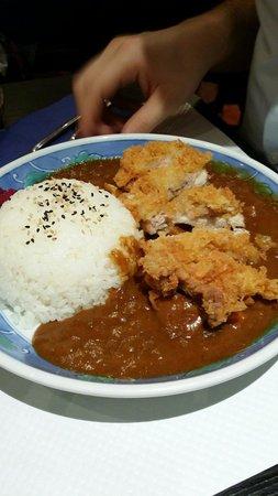 Samurai Sushi: Japanese chicken curry