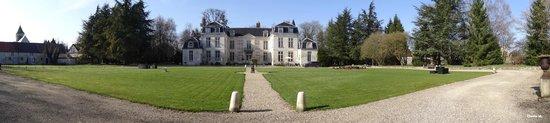 Château d'Auvillers: Le chateau