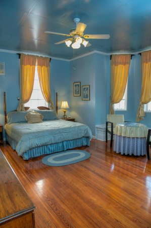 The Great House: Delux King Room
