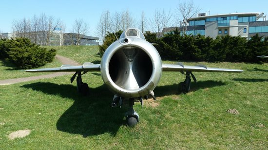 Cracovie : Mig with a big mouth
