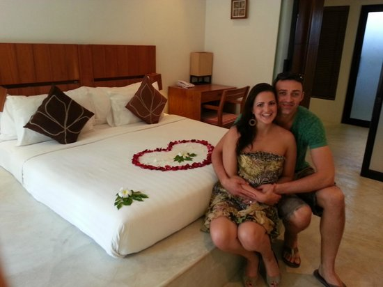 Mimosa Resort & Spa: Mimosa Resort and Spa Honeymoon