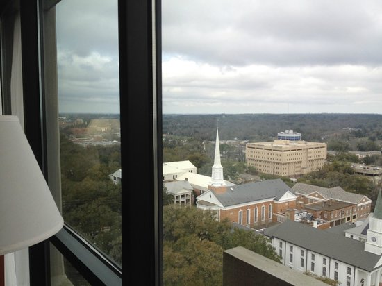 Doubletree Hotel Tallahassee: Room View