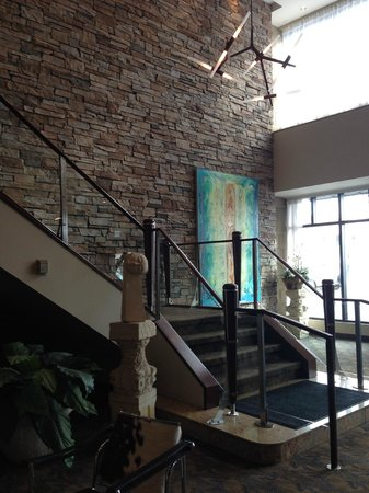 Metterra Hotel on Whyte: The lobby