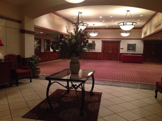 Clarion Highlander Hotel and Conference Center : Hall