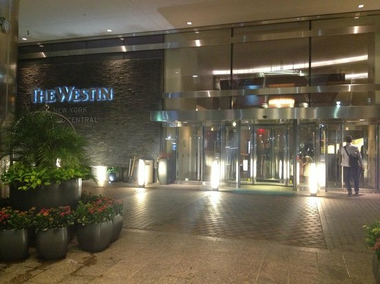 The Westin New York Grand Central: esterno