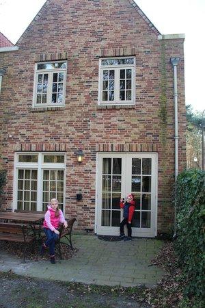 Efteling Village Bosrijk: Внутренний двор