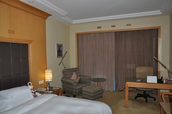 Crowne Plaza Shanghai : Room