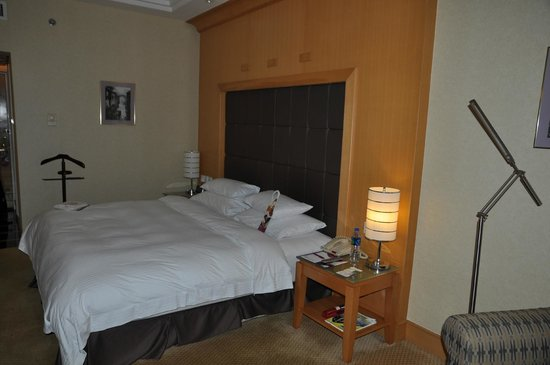 Crowne Plaza Shanghai : Room