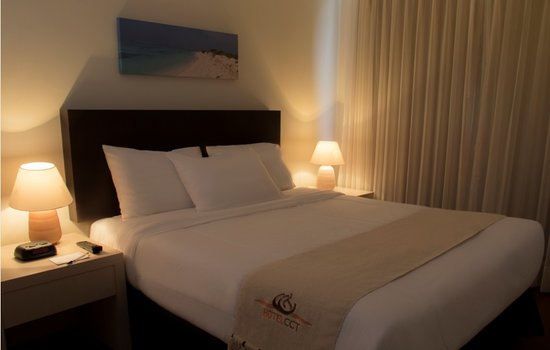 Hotel CCT: Suite Ejecutiva Doble