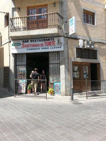 Santiago de Tunte