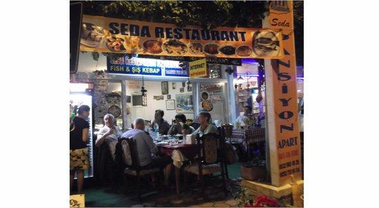 Seda Pension : Seda restauranttayız...