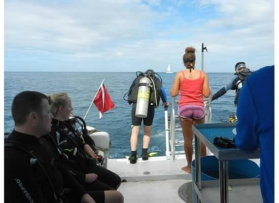 Aquanauts Grenada : Time to Dive!