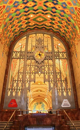 The Guardian Building: Entry to Retail Shops