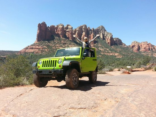 Barlow Jeep Rentals: Pure Fun!
