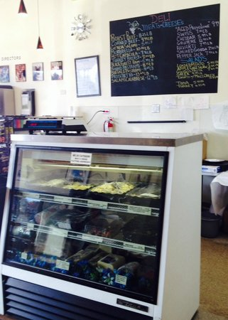 Big Dawg Sandwiches: Deli items including In house roasted roast beef and turkey!