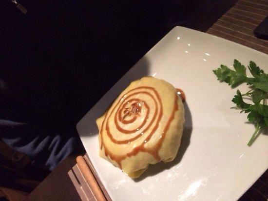 Takashi : Riso con sea food e verdure