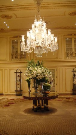 The Plaza: Great hotel