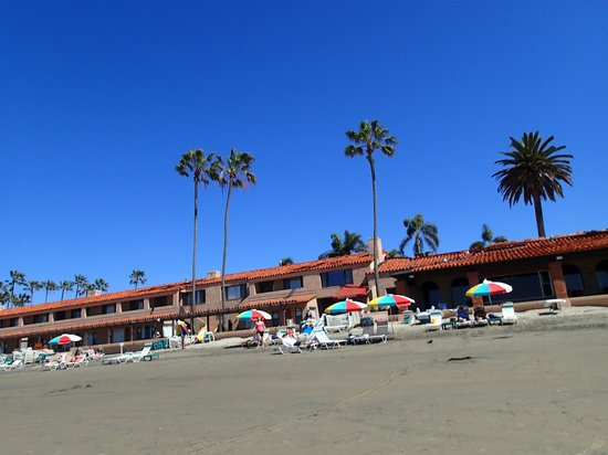 La Jolla Beach & Tennis Club: view of hotel