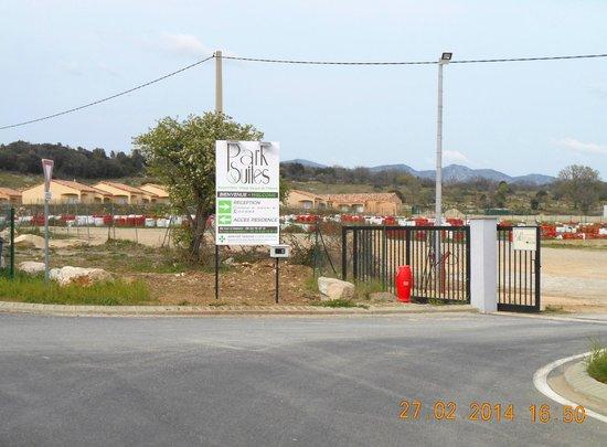 Park & Suites Brissac: site