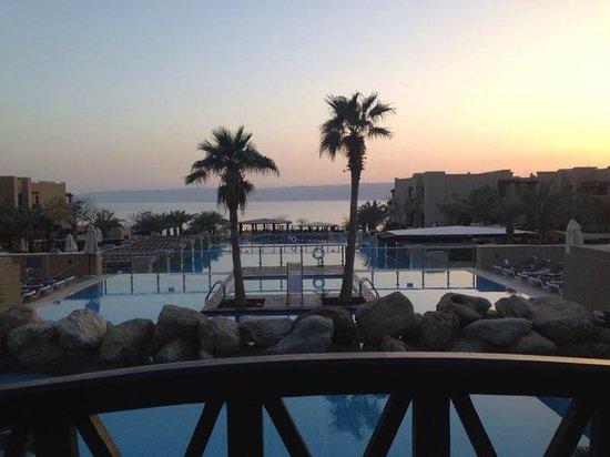 Holiday Inn Resort Dead Sea: Beautiful view