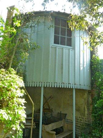Ocklynge Manor Bed & Breakfast: The Tower