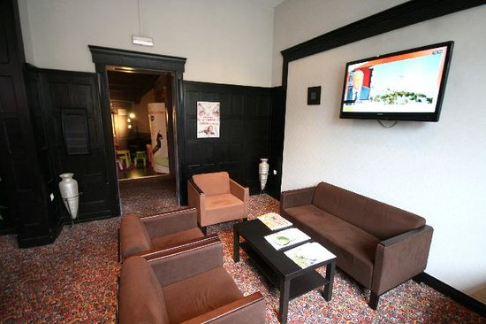 Ibis Styles Metz Centre Gare : Tea room