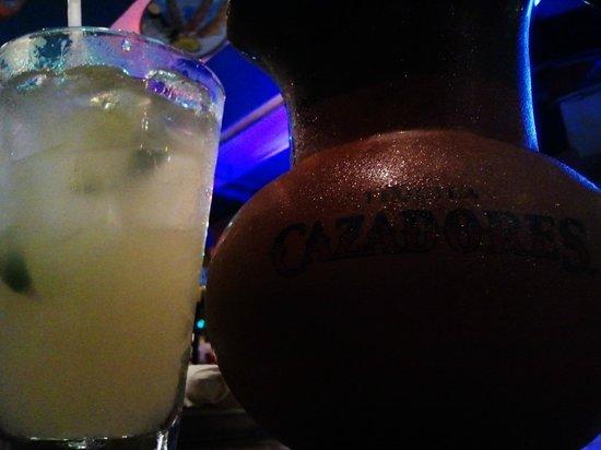 Tijuana Taxi Co.: Picture Of Margaritas