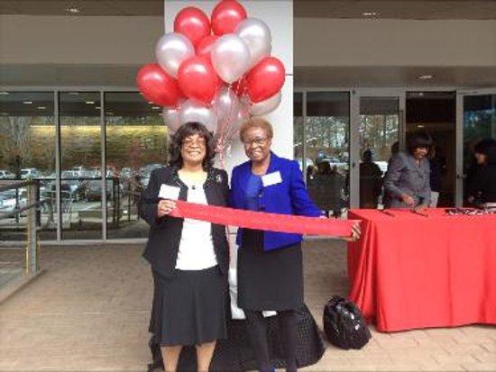 Hilton Atlanta Northeast : NEW SU OFFICE DEDICATION AND RIBBON CUTTING