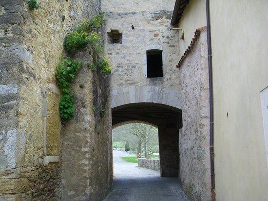 Hotel Vuillot : le village