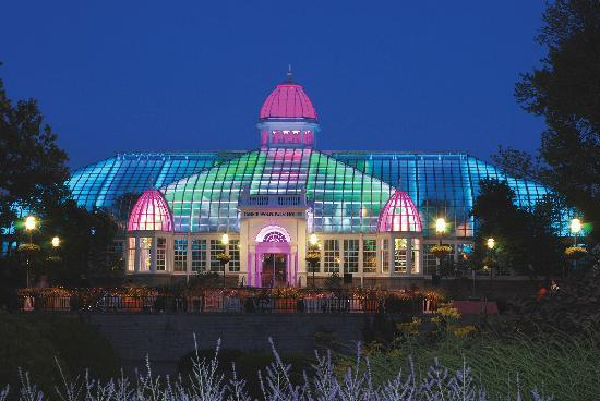 Columbus, OH: Franklin Park Conservatory
