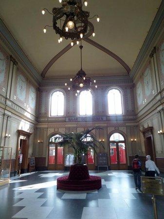 Railway Museum (Het Spoorwegmuseum): Maliebaan Station