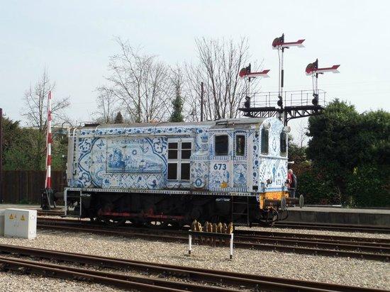 Railway Museum (Het Spoorwegmuseum): Dutch Themed Engine