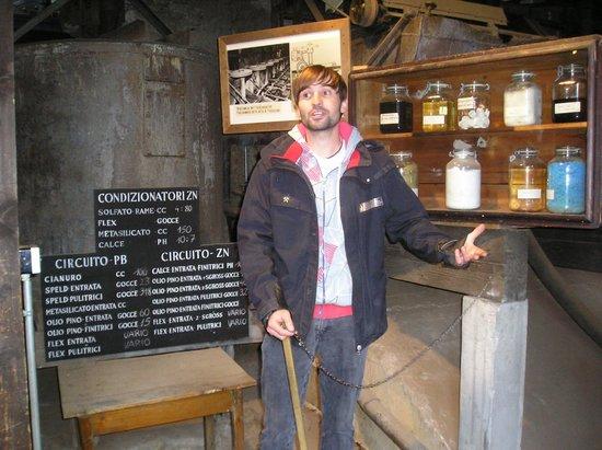 Museo provinciale delle miniere - Ridanna Monteneve: mondo delle miniere