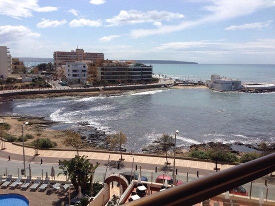Hotel Marina Luz: Mediterranes Feeling