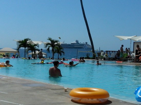 Hilton Puerto Vallarta Resort: excelente vista