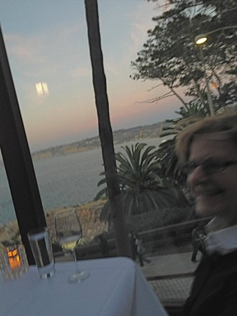 Crab Catcher: View from Exterior Table