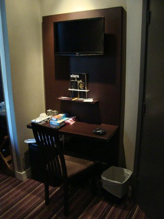 Villa des Ambassadeurs: Room